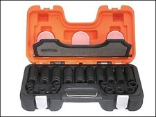 Bahco D-DD/S20 Mixed Impact Socket Set of 20 Metric 1/2in BAHDDS20