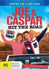 Joe & Caspar Hit The Road USA (DVD, 2016)