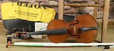 Violon Étiquette Antonius Stradivarius Cremonensis Faciebat Arc Violon