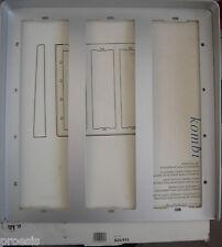 URMET DOMUS 825/443 Kombi posto esterno visiera antipioggia con cornice filomuro