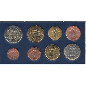 SLOVAQUIE 2009 SERIE EURO 8 MONNAIES SUP