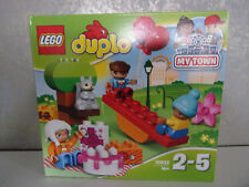 LEGO DUPLO 10832 (Mon ville) geburtstagspicknick - Neuf et emballage d'origine