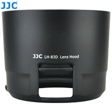 JJC Lens Hood for CANON EF 100-400mm f/4.5-5.6L IS II USM Lens as ET-83D / Black