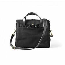 Filson Unisex Original Briefcase, One Size - Black
