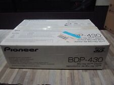 Pioneer BDP-430 3D-LECTEUR  Blu-ray Disc Player, SEALED NEW