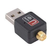 CCA USB 150M 150Mbps Wireless LAN Adapter VISTA/Windows 7/XP WiFi Antenna OE