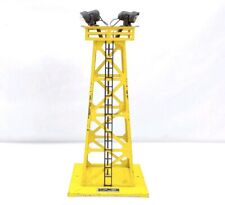 Rarer Lionel Trains Postwar 395 Yellow Flood Light Tower O Scale