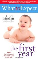 What To Expect The 1st Year [rev Edition],Heidi Murkoff, Sharon Mazel