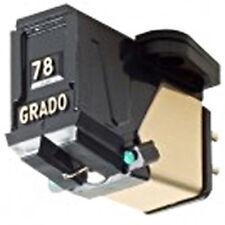 Grado Prestige 78E MM Phono Cartridge Moving Magnet 78 Turntable Stylus RRP169