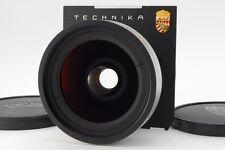 【Mint】 Schneider Super Angulon 90mm f/6.8 MC Lens Copal.0 4x5 from Japan #424