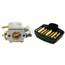 Carburetor For Husqvarna 362 365 371 372 372XP Chainsaw With Air Filter