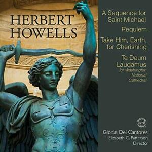 HOWELLS - GLORIAE DEI CANTORES [CD]