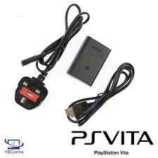 Genuine Official Sony PS Vita Fat PCH- 1000 1100 Charger Power Supply PCH-ZAC1