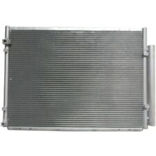 For RX400h 06-08, A/C Condenser, Factory Finish, Aluminum