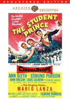 The Student Prince DVD NEW