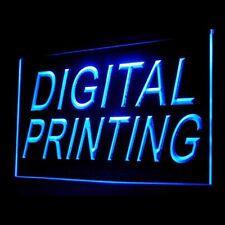 190054 Digital Printing Copy Amazing Master-class Shop Display Led Light Sign