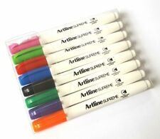 Artline Whiteboard Pens for children ** Pack of 8 x Mixed Colours **