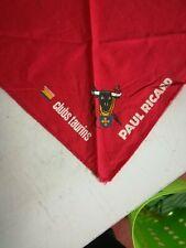 bandana foulard clubs taurins  PAUL  RICARD    neuf