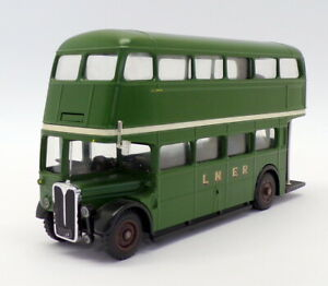 Solido 1/50 Scale 4402  - AEC Double Deck Bus - LNER