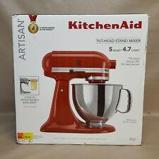 KitchenAid Artisan Series 5 Quart Tilt-Head Stand Mixer - Empire Red KSM150PSER