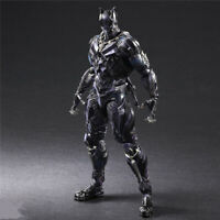 Marvel Black Panther Avengers Super Comic Hero Action Figure Model Toy 10in