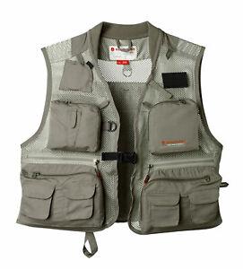 Redington First Run Vest Fly Fishing Storage Hydration System Ready
