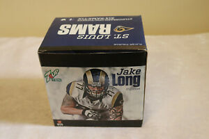 Jake Long #77 7 UP sponsored St. Louis Rams NFL Player Figurine