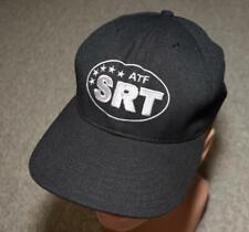 Vintage Alcohol Tobacco Firearms ATF SRT Special Response Team Unit Ballcap Hat
