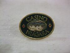 Casino Niagara Broche Rare Souvenir De Niagara Chutes New York Neuf pin2679