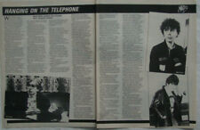BLONDIE - SMASH HITS Interview/article 1980