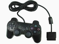JOYSTICK CON FILO COMPATIBILE PS2 PLAYSTATION 2 JOYPAD CONTROLLER MODELLO GIOCO