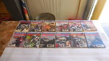 1998 American Motorcyclist Motorcycle Magazine Lot 12 Issues FULL YEAR