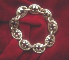 """Silver  Bracelet Chain """"Russian Eagle"""""""