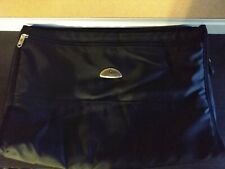 Samsonite Black Padded File Bag (Good for laptop, files, and other documents)
