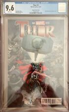 Thor 1 CGC 9.6 Adams Variant Jane Foster The New Thor (17)