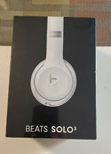 Beats by Dr. Dre Solo3 Wireless Over the Ear Headphones - Silver (NIB)