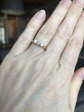 vintage diamond ring preowned