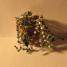 Wall flowers ~ Doll house miniature ~1 twelfth