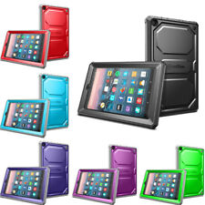 Fintie for All-New Amazon Fire 7 2019 Tablet Shockproof Case w/ Screen Protector