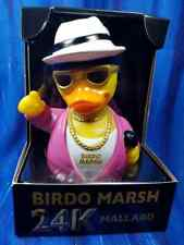 Birdo Marsh Rubber Duck CelebriDuck NIB Bruno Mars fans