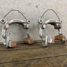 Vintage Universal Brake Caliper Set Center Pull X2