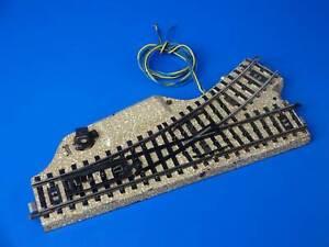 MARKLIN H0 - 5118 - Left Straight Switch - M Track (53)