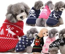Ropa y calzado suéteres sin marca para perros