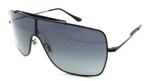 Ray-Ban Sunglasses RB 3697 002/11 35-xx-140 Wings II Black / Grey Gradient