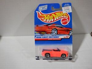 Hot Wheels 1998 First Editions 3 of 45 Dodge Sidewinder #634 051021DMT3