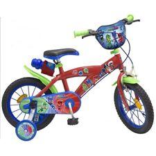 "Bike 14 "" PJ Masks Disney kid bicycle 14 inch New"