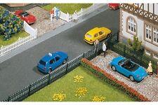 Faller 180411 HO 1/87 Clôture de jardin en fer, 684 mm - Garden iron fence