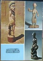Zambia Carvings by Zambian Artists - unposted
