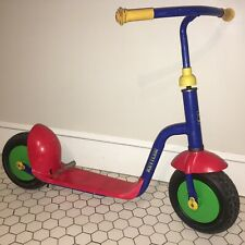 Vintage Kettler 2-wheeled Scooter Very Well Made In Germany Euc Sturdy W/Brake