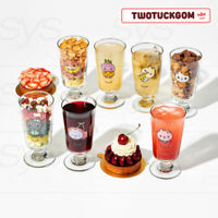 MONSTA X TWOTUCKGOM Official Authentic Goods Goblet Glass + Tracking Number